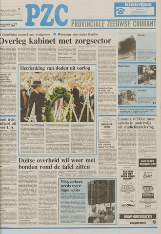 Provinciale Zeeuwse Courant 1992-05-05