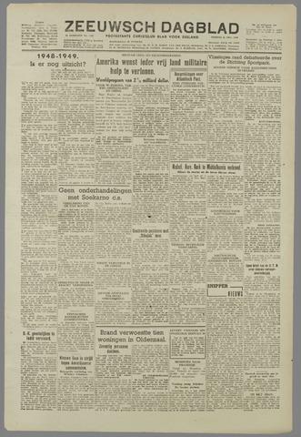Zeeuwsch Dagblad 1948-12-31