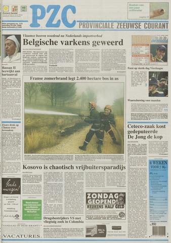Provinciale Zeeuwse Courant 1999-07-24