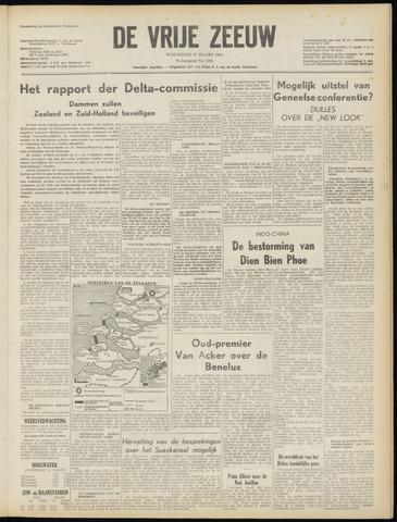 de Vrije Zeeuw 1954-03-17