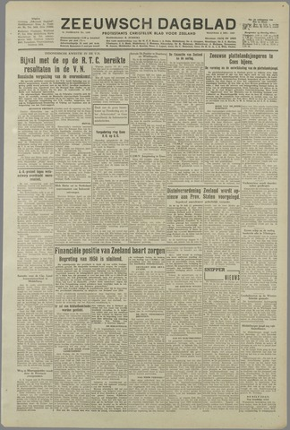 Zeeuwsch Dagblad 1949-12-05
