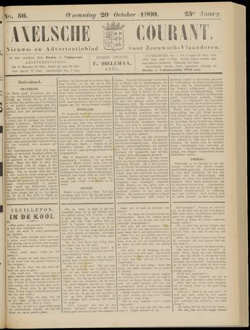 Axelsche Courant 1909-10-20