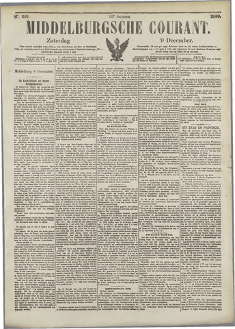 Middelburgsche Courant 1899-12-09