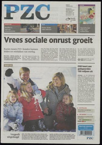 Provinciale Zeeuwse Courant 2013-02-19