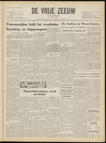 de Vrije Zeeuw 1953-06-09