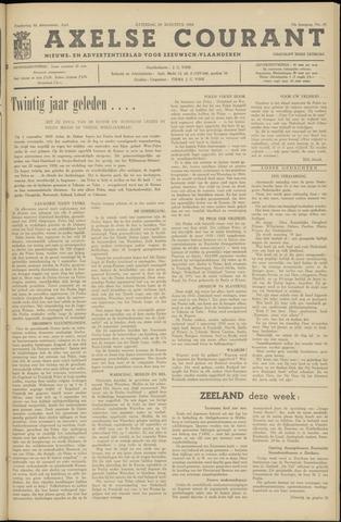 Axelsche Courant 1959-08-29