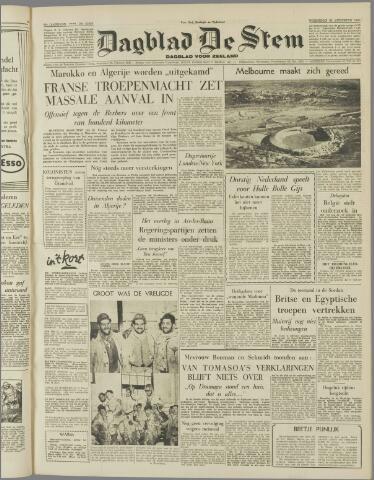 de Stem 1955-08-24