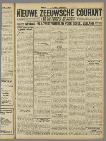 Nieuwe Zeeuwsche Courant 1928-02-04