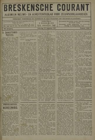 Breskensche Courant 1919-08-23