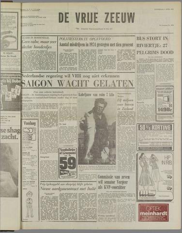 de Vrije Zeeuw 1975-04-03
