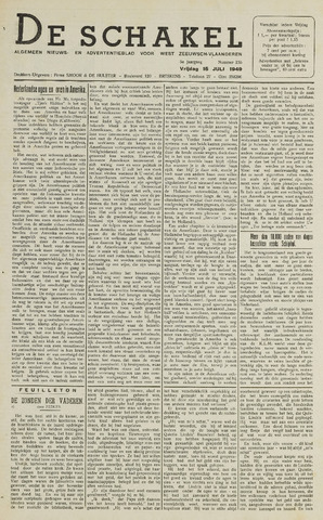 De Schakel 1949-07-15