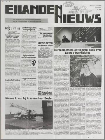 Eilanden-nieuws. Christelijk streekblad op gereformeerde grondslag 2000-03-07