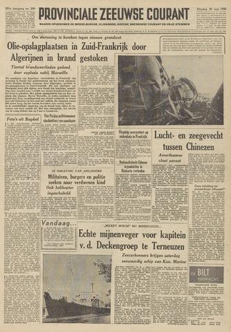 Provinciale Zeeuwse Courant 1958-08-26