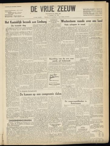 de Vrije Zeeuw 1950-04-26
