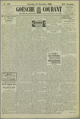 Goessche Courant 1924-11-15
