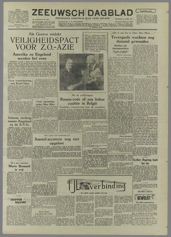 Zeeuwsch Dagblad 1954-04-13