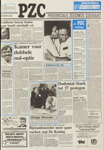 Provinciale Zeeuwse Courant 1987-05-20