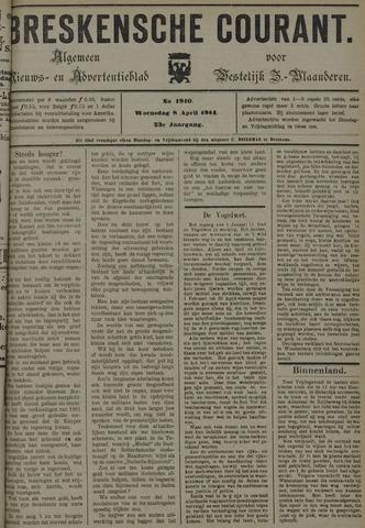 Breskensche Courant 1914-04-08