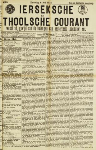 Ierseksche en Thoolsche Courant 1915-05-08
