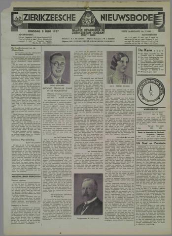 Zierikzeesche Nieuwsbode 1937-06-08