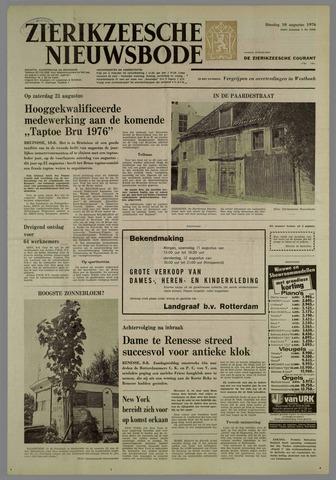 Zierikzeesche Nieuwsbode 1976-08-10