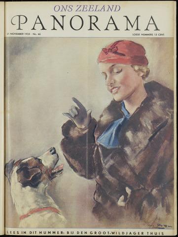 Ons Zeeland / Zeeuwsche editie 1935-11-21