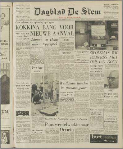 de Stem 1964-08-12