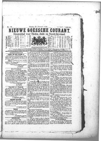 Nieuwe Goessche Courant 1879-02-25