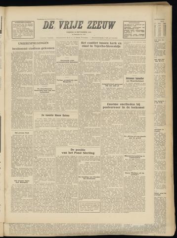 de Vrije Zeeuw 1949-09-16
