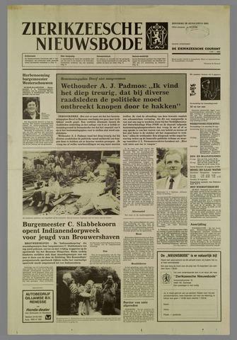 Zierikzeesche Nieuwsbode 1985-08-20