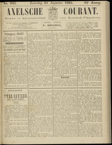 Axelsche Courant 1895-08-24