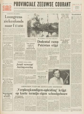 Provinciale Zeeuwse Courant 1970-11-17