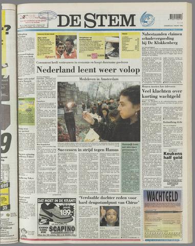 de Stem 1996-03-07