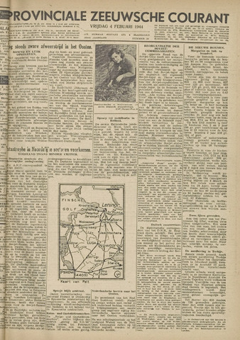 Provinciale Zeeuwse Courant 1944-02-04