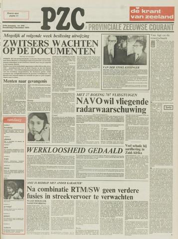 Provinciale Zeeuwse Courant 1976-12-09