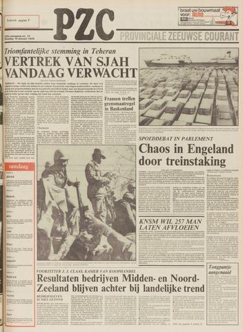 Provinciale Zeeuwse Courant 1979-01-16