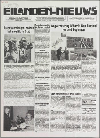 Eilanden-nieuws. Christelijk streekblad op gereformeerde grondslag 1989-09-12