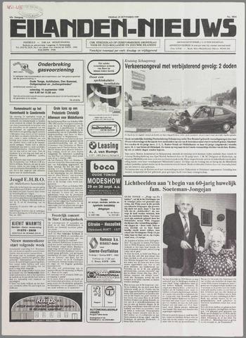 Eilanden-nieuws. Christelijk streekblad op gereformeerde grondslag 1989-09-15