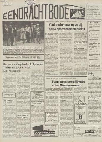 Eendrachtbode (1945-heden)/Mededeelingenblad voor het eiland Tholen (1944/45) 1979-05-31