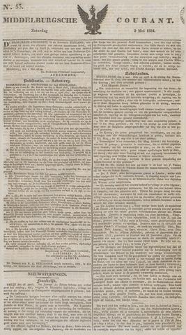 Middelburgsche Courant 1834-05-03