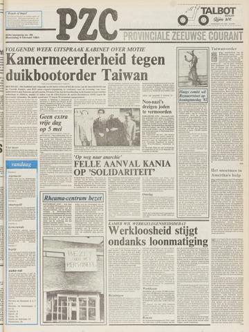 Provinciale Zeeuwse Courant 1981-02-04