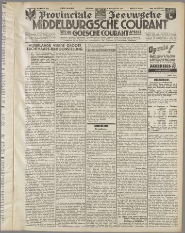 Middelburgsche Courant 1937-08-06