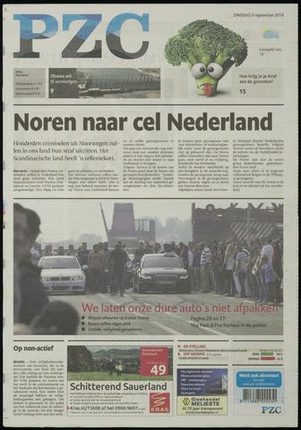 Provinciale Zeeuwse Courant 2014-09-09