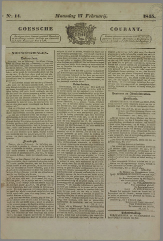 Goessche Courant 1845-02-17