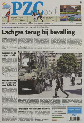 Provinciale Zeeuwse Courant 2011-07-29