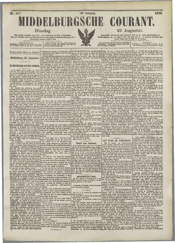 Middelburgsche Courant 1899-08-22