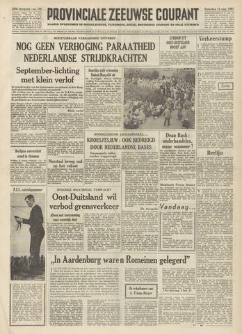 Provinciale Zeeuwse Courant 1961-08-12