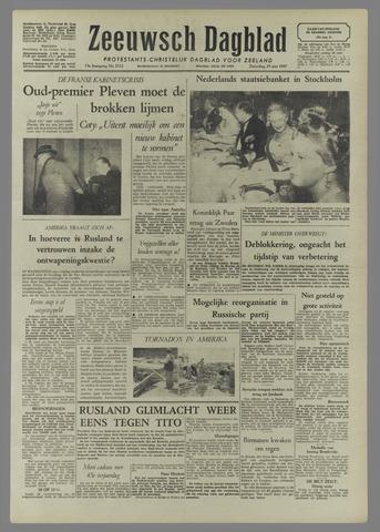 Zeeuwsch Dagblad 1957-05-25