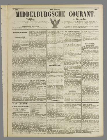 Middelburgsche Courant 1905-12-08
