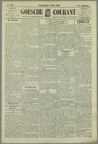 Goessche Courant 1924-05-08